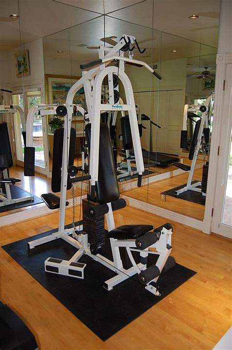 parabody ex350 weight machine
