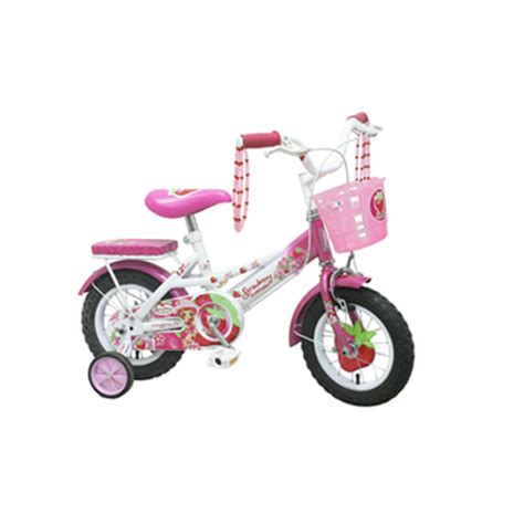 Kaos Anak White Arrows aneka jaya bike shop wim cycle 12 quot mini strawberry shortcake