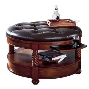 leather ottoman coffee table coffee tables shop at hayneedle