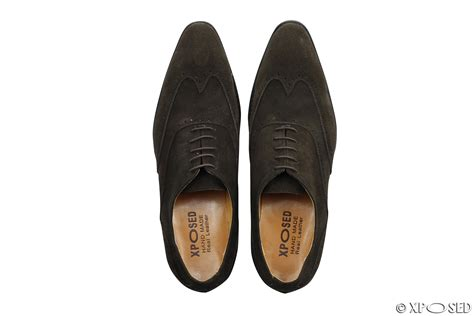 mens brown suede oxford shoes new mens black brown suede real leather smart oxford lace