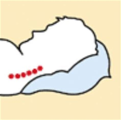 cuscino per ernia cervicale cuscino cervicale guanciale viaggio cu02 171 cuscini