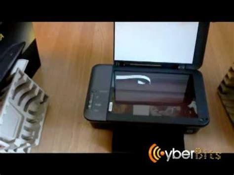hp deskjet 1050 reset counter unboxing of hp deskjet 1050a by cyberbits net youtube