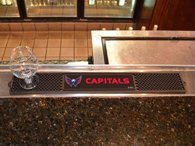 washington capitals bar drink mat buy at khc sports