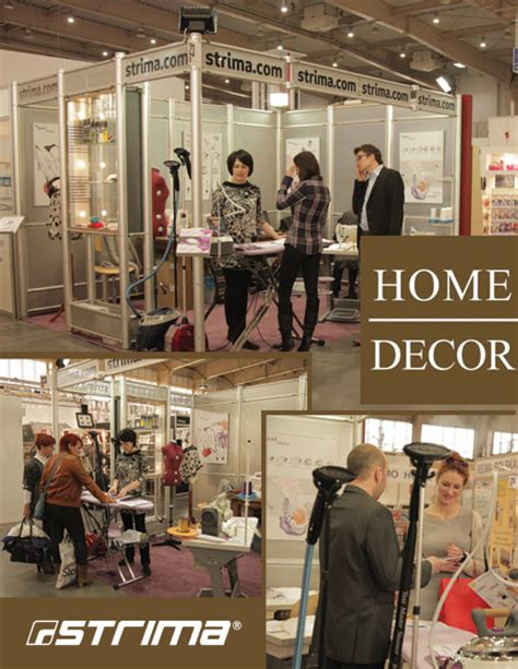 home decor news strima news strima at home decor fair 2012