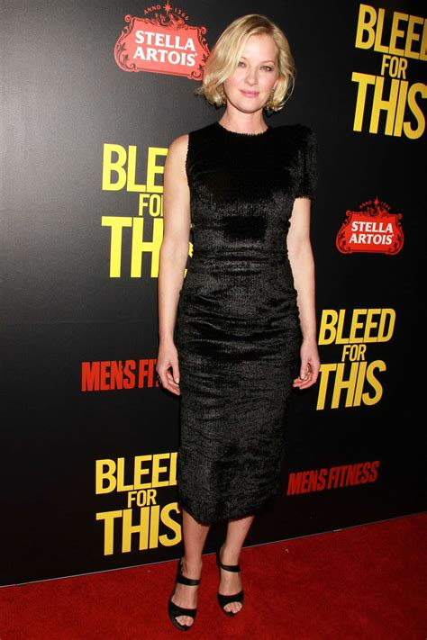 New York Premiere Of Antoinette by Gretchen Mol Bleed For This Premiere In New York