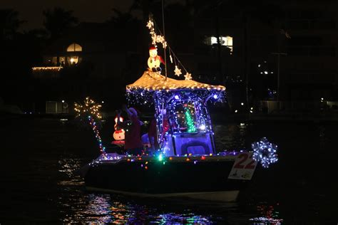pompano beach holiday boat parade 2016 florida powerboat