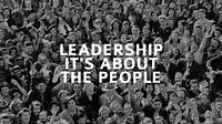 Leadership – It's About The People Executive Hub