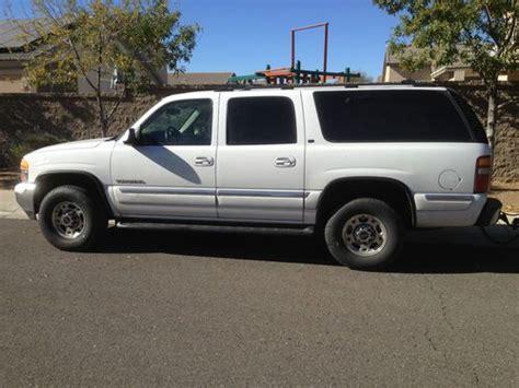 airbag deployment 2001 gmc yukon xl 2500 interior lighting buy used 2001 gmc yukon xl 2500 slt sport utility 4 door 8 1l in phoenix arizona united states