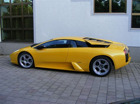 lamborghini murcielago technical specifications and fuel