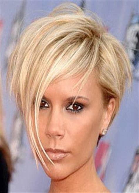 hair style wo comen receding fine short hair styles