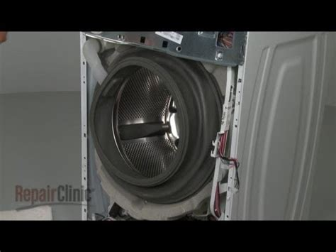 Front Load Washer Leaking From Door Washer Door Boot Seal Replacement Whirlpool Font Load Washing Machine Repair Part 8182119