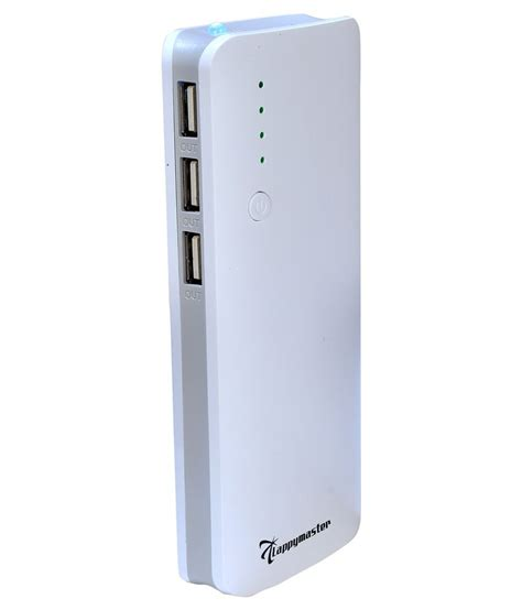 Power Bank Advance Pb 060 lappymaster pb 060gy 13000 mah power bank with 3 usb port