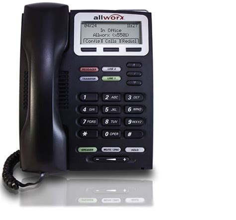 Office Phones by Knoxville Allworx 9202e Ip Business Office Phone