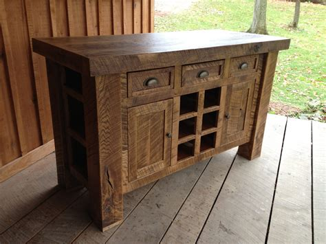 oak kitchen island custom listing aged oak kitchen island with wine rack