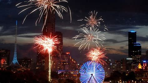 new year fireworks in melbourne nye fireworks will go ahead says doyle perth now