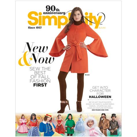 sewing pattern catalogs simplicity sewing patterns delight sewers sewist with