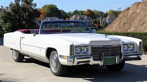 1971 cadillac eldorado convertible for sale near hagerstown maryland 21742 classics on autotrader