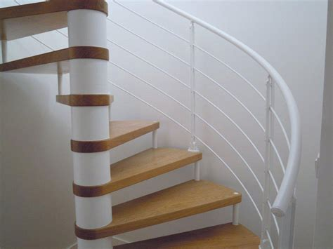 Stairs And Banisters Wood Spiral Staircase 9 Internal
