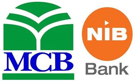 mcb bank banking mcb bank completes due diligence for acquisition of nib