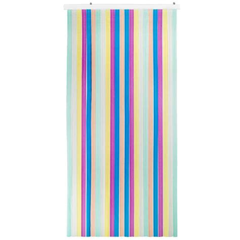 Rideau Multicolore by Rideau De Porte Saba Multicolore 220x93 Cm