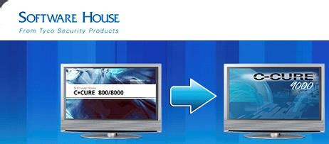 software house ccure software house ccure 800 to 9000 migration banner header