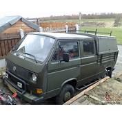 VW T3 Doka Syncro
