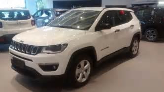 Jeep Compass 2 0 Sport Jeep Compass Sport 2 0 16v 156cv 5p 0km A Pronta Entrega
