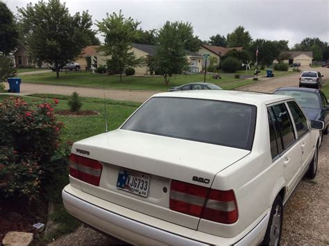 used volvo 960 for sale used 1996 volvo 960 for sale by owner in indianapolis in