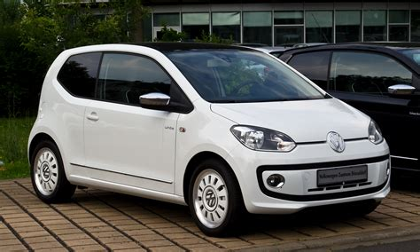volkswagen up white file vw white up 1 0 frontansicht 18 juni 2012