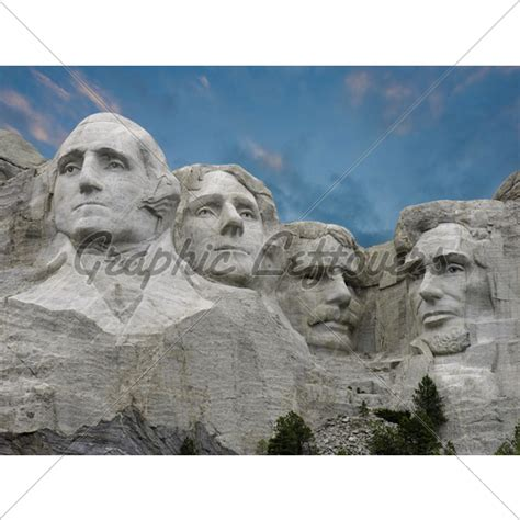 colors of sunset mount rushmore u s a 183 gl stock images