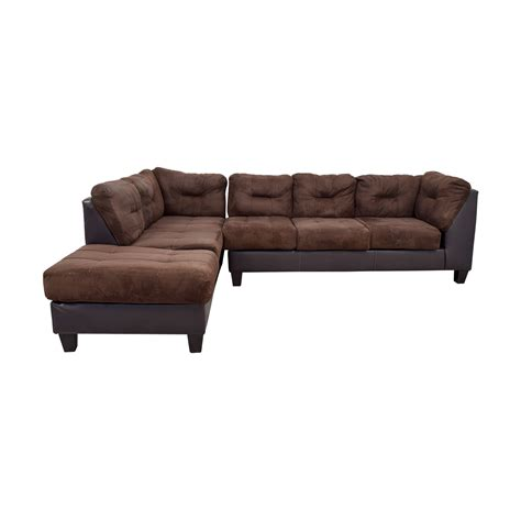 raymour and flanigan tufted sofas laf sofa mid blue flanigan 1025theparty