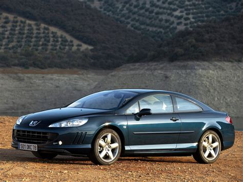 peugeot 407 coupe 2005 2006 2007 2008 2009 2010