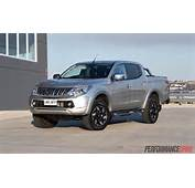 Mitsubishi's Triton Has Long Been A Stalwart Of The Ute Segment For