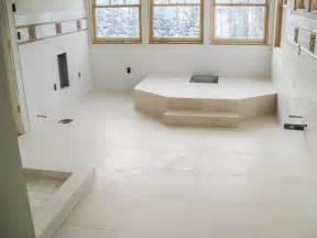 Bathroom floors seattle tile contractor irc tile services
