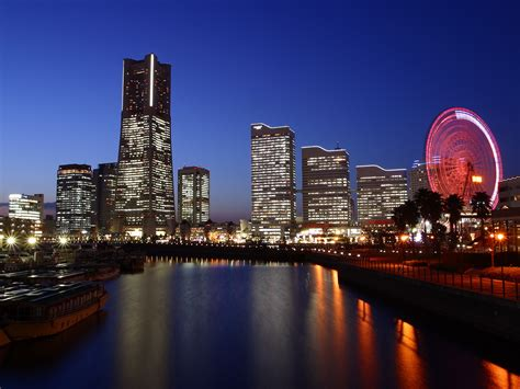 world travel: tokyo japan pictures and night pictures