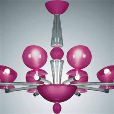 Kronleuchter Neon by Chandelier Free Murano Selection Shipping