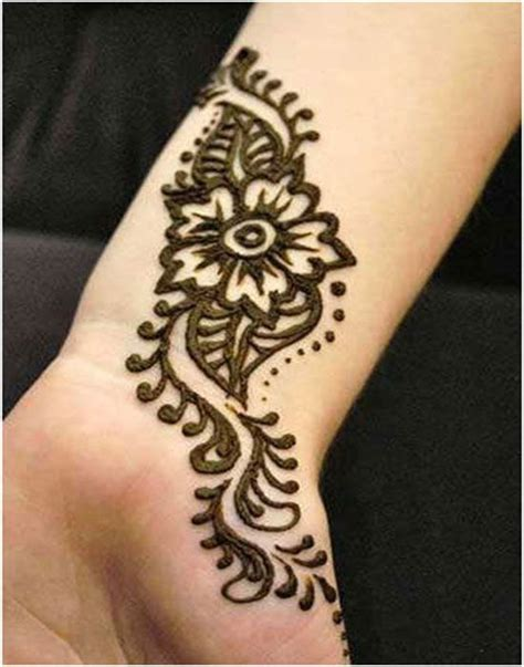 easy simple henna designs for beginners best mehndi