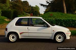 Peugeot 106 Rallye For Sale Object Moved