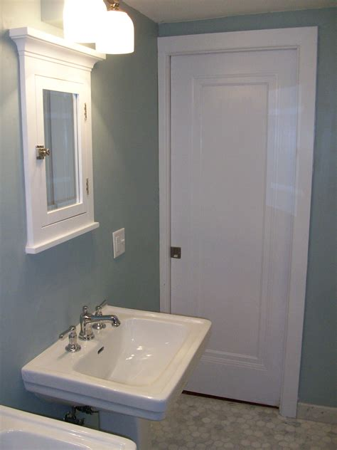 1920s bathroom restoration design chalk