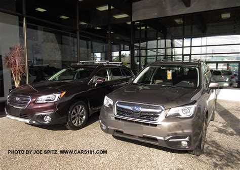 brown subaru forester 2017 subaru forester research webpage