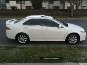 2007 acura tsx pictures information and specs auto