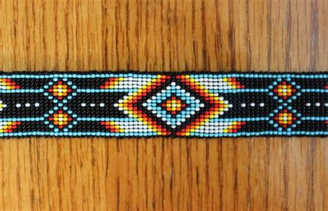 beaded headband patterns 1000 ideas about beaded headbands on ribbon