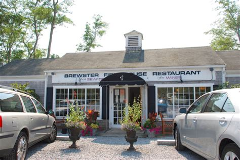 Brewster Fish House In Brewster Ma Photo Address Hours And More