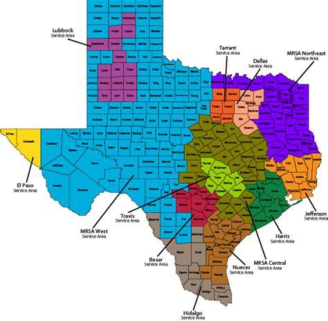 map de texas texas map