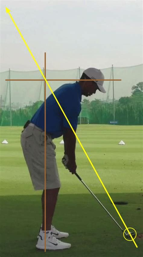 golf swing basics the club path our residential golf lessons