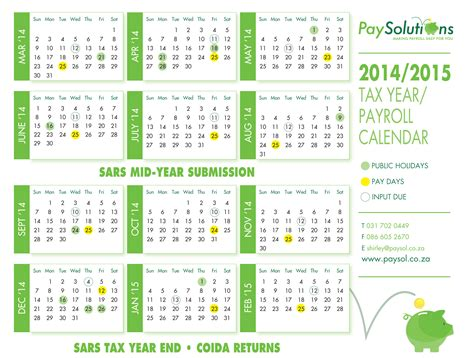 printable year planner 2015 south africa search results for biweekly payroll schedule 2015
