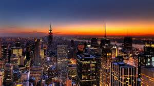 Christmas Tree Lights Melbourne - new york skyline travel maniacs