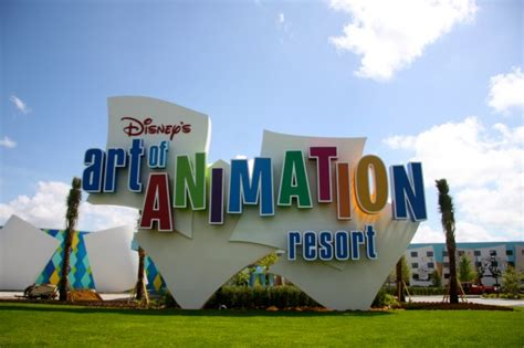 walt disney world sart of animation resort disney s art of animation resort finding nemo suites tour
