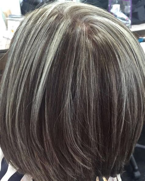 frosting my greying hair best 25 frosted hair ideas on pinterest