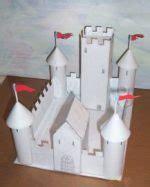 Make A Paper Castle - castles home page